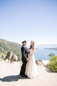 emerald bay elopement