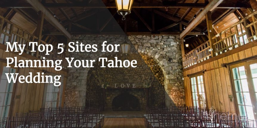Top 5 Wedding Planning Sites
